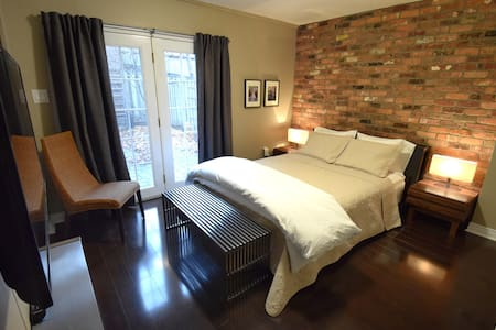 Downtown Luxury Suite on Own Level! - Toronto - Radhus