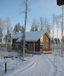 коттедж Saimaa Lakeside на берегу - Ruokolahti - Haus
