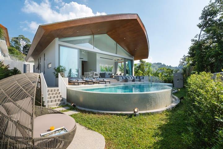 Himmapana Terraces - Luxury 3 Bedroom Family Villa
