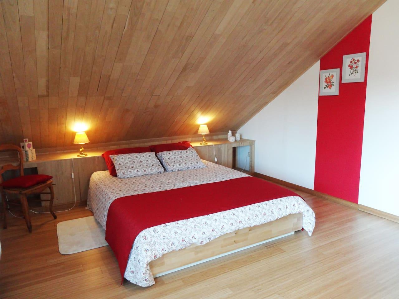 La chambre- lit 160
