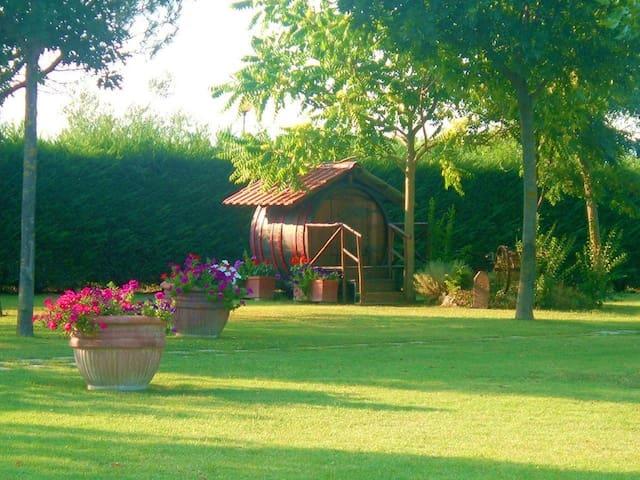La Piana FarmHouse - Apartment 02 - Castiglione del Lago - Wohnung