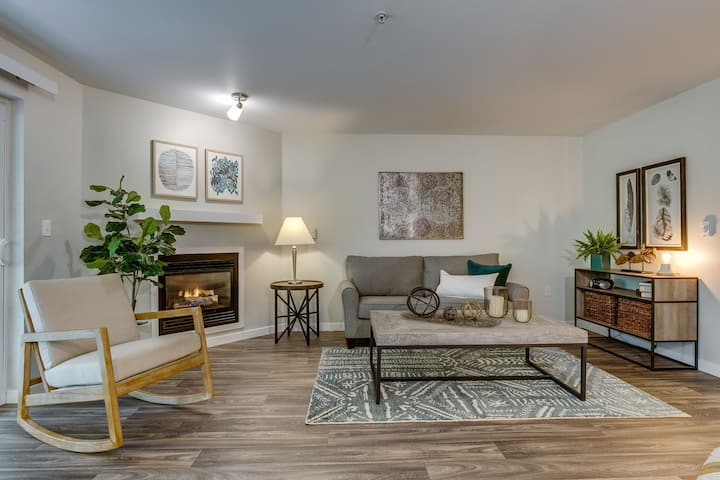 Stay as long as you want | 1BR in Lacey