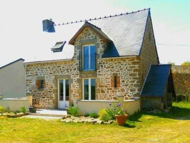 Lovely two bedroom cottage with panoramic views