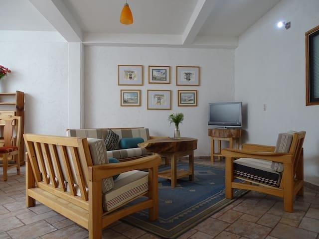 New! Very central Apartment #3 - San Cristóbal Las Casas