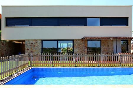 House with pool up to 12, Casavells - Corçà