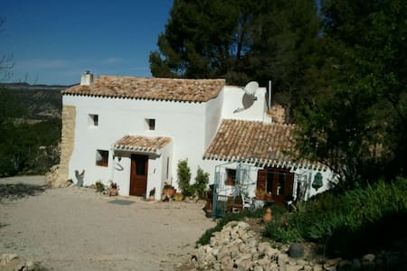Bed and breakfast in a beautiful Spanish finca