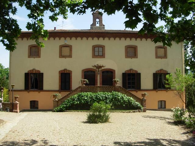 Dimora d'epoca Villa Pace House of Charme