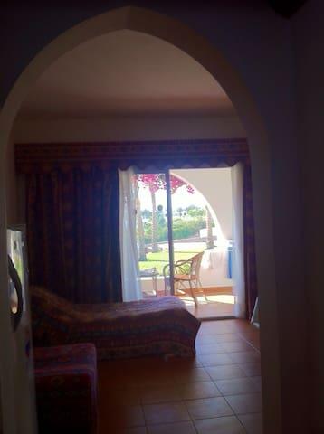 Domina Coral Bay Apartment - Sharm El Sheik - Apartamento