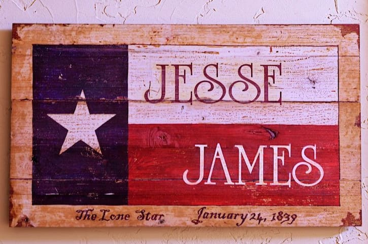 Jesse James Suite