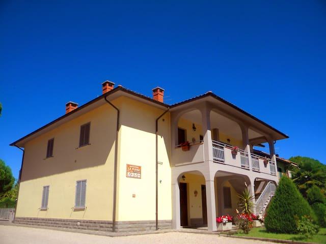 La Piana FarmHouse - Apartment 05 - Castiglione del Lago - Appartement