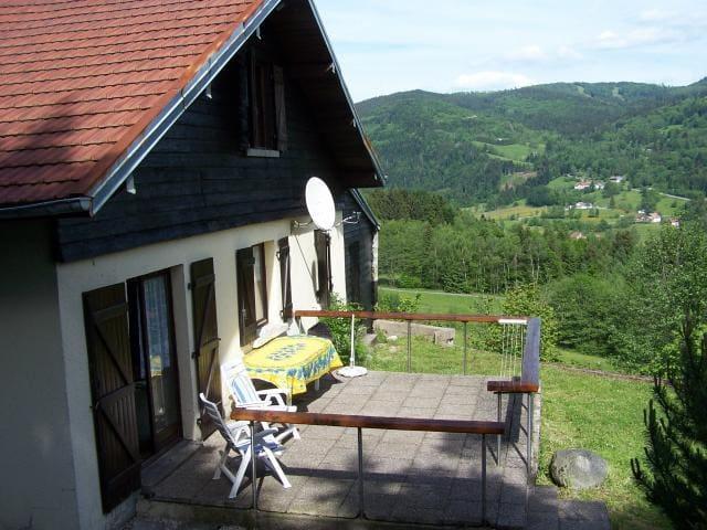 Maison Intimité préservée Au Calme - Le Ménil - Casa