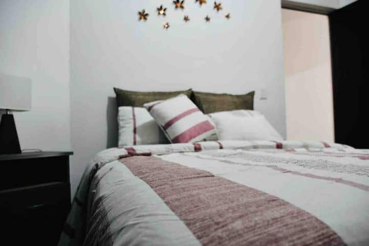 Confortable, amplio y bien ubicado depto en Tepic.