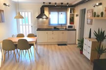 Casa y jardín - House & Garden -Gran Alacant Beach