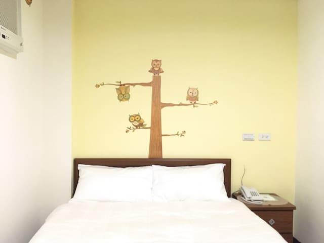 H. Fun Hotel_206 Boring Eagle