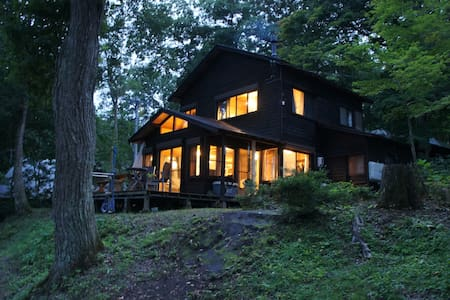 Cabin in Nagano - Winter only - Huis