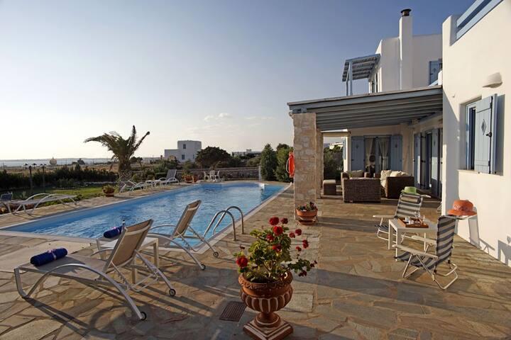 Villa Xenia with private pool