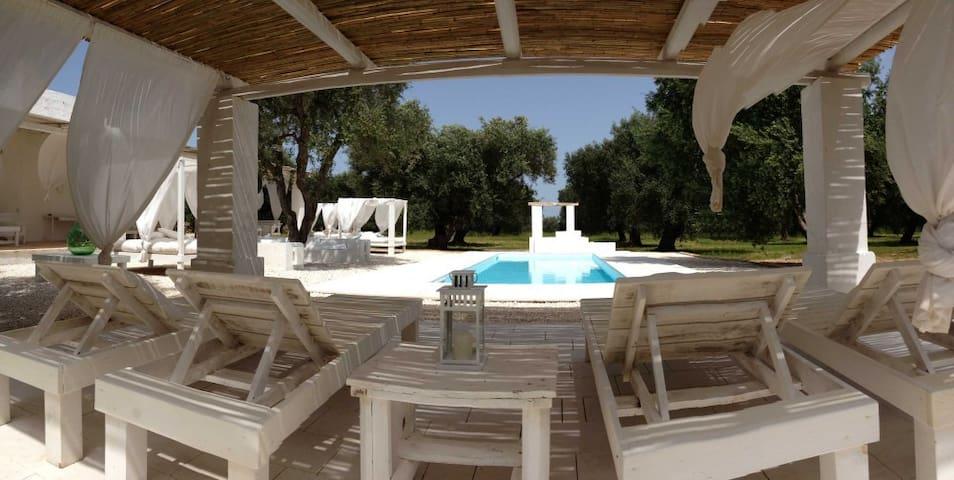 Masseria Ranca - Appartamento Ginepro - Maruggio - Villa