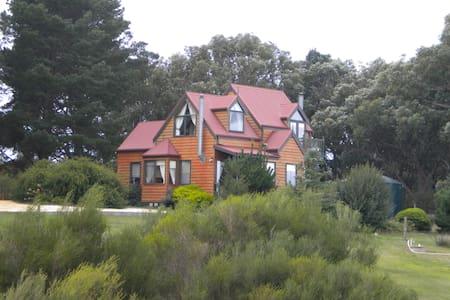 Bells Estate Great Ocean Road Cottage on 10 acres - Bellbrae - Wohnung