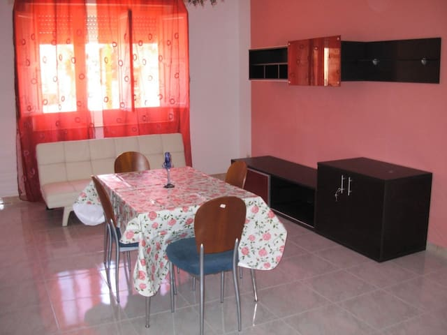 Small Flat for holiday - Salinagrande