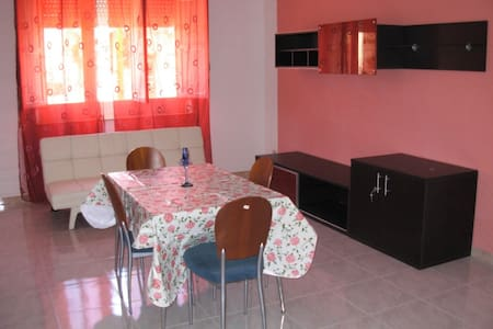 Small Flat for holiday - Salinagrande - Wohnung