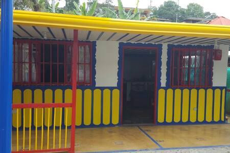 Casa Colombia - Salento