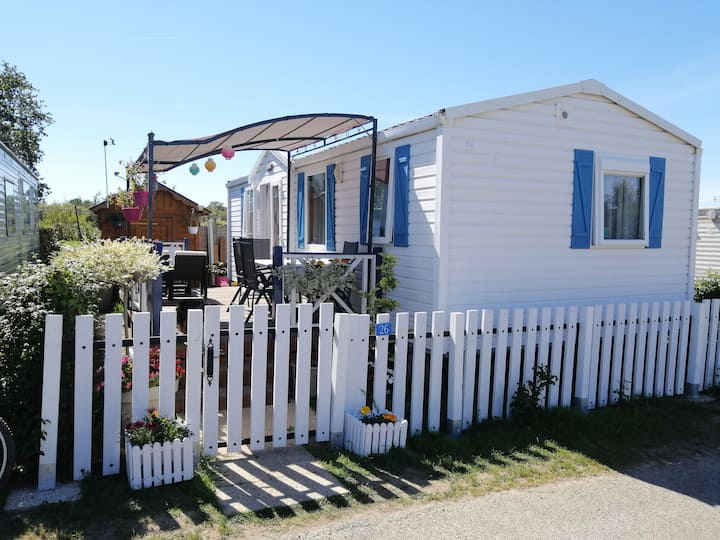 AGREABLE MOBIL-HOME NORMAND