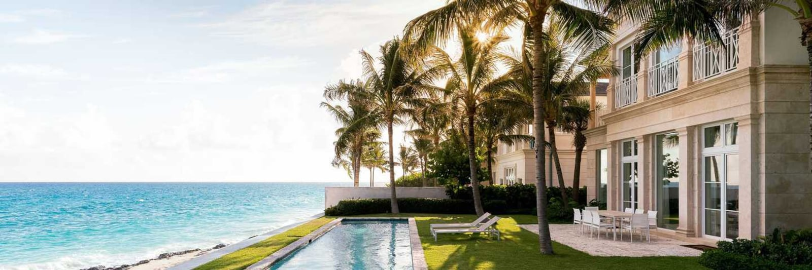 Luxury rentals in The Bahamas