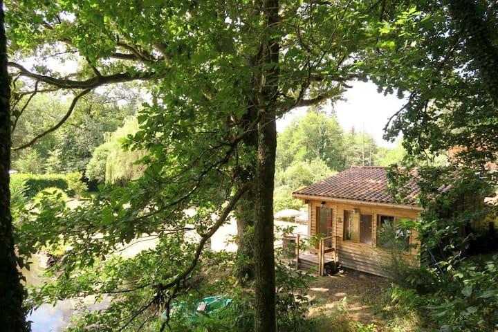 The Lodge at La ferme du lac