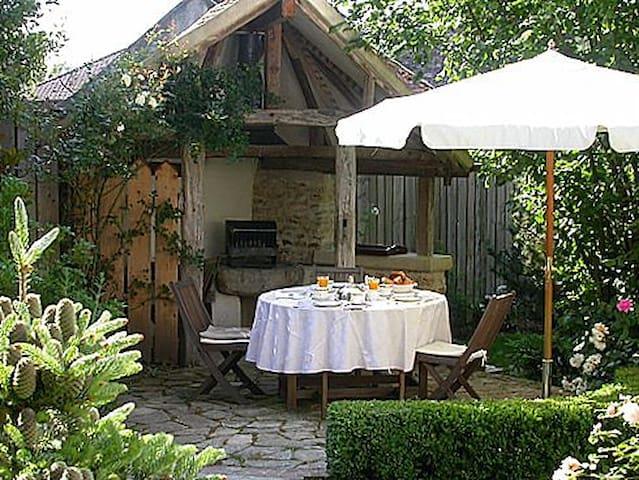 Clos de la Rose : cottage indépendant - Saint-Cyr-sur-Morin - 게스트하우스