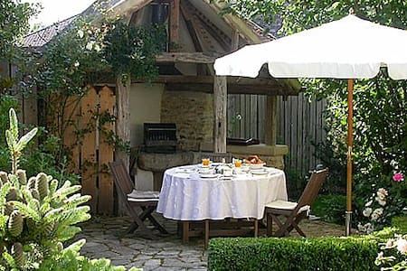 Clos de la Rose : cottage indépendant - Saint-Cyr-sur-Morin - Pension