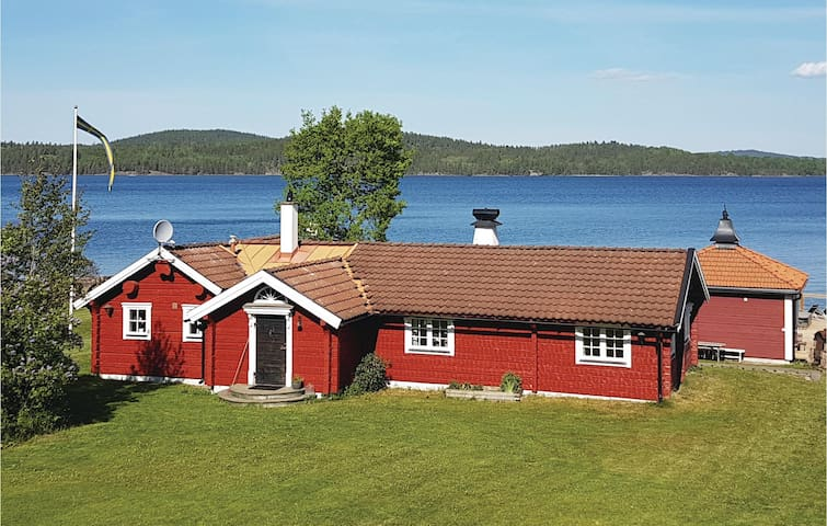 Holiday cottage with 3 bedrooms on 120 m² in Österbymo