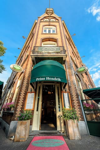 Bed & Breakfast prins Hendrik (Suite 4)