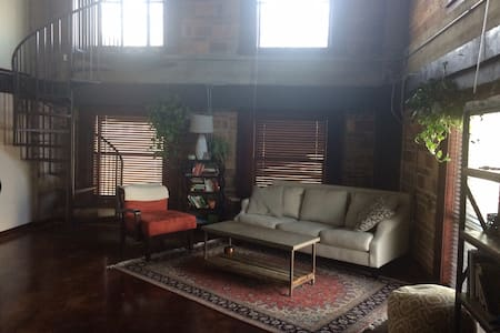 Unique Loft in East Downtown - Houston