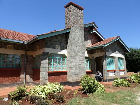 Nyeri Exotic Bungalow
