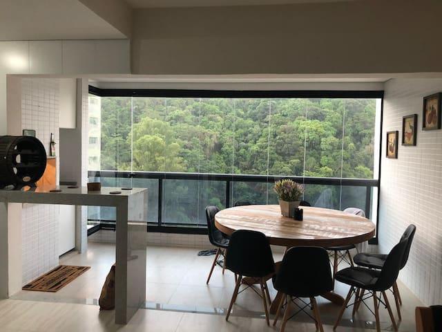Apartamento Pitangueiras, Guarujá-SP