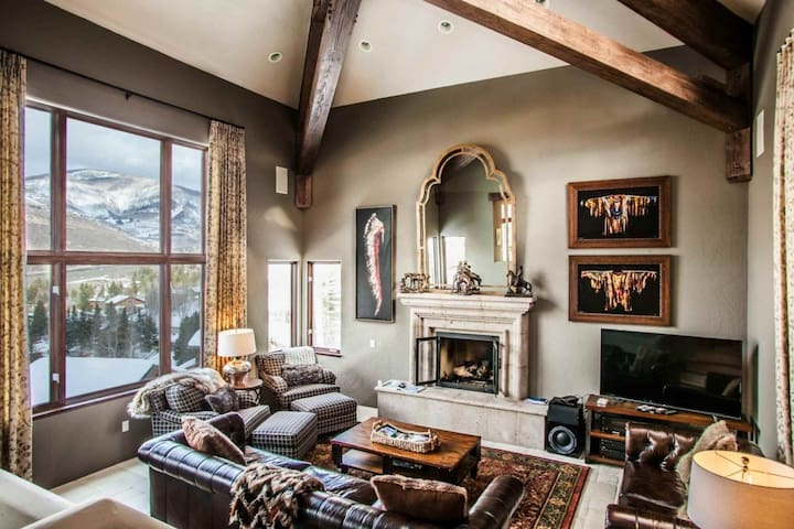 Single Family Home, Private Hot Tub, Great for Large Groups, Family Friendly, Easy Access to Vail! - Vail - House