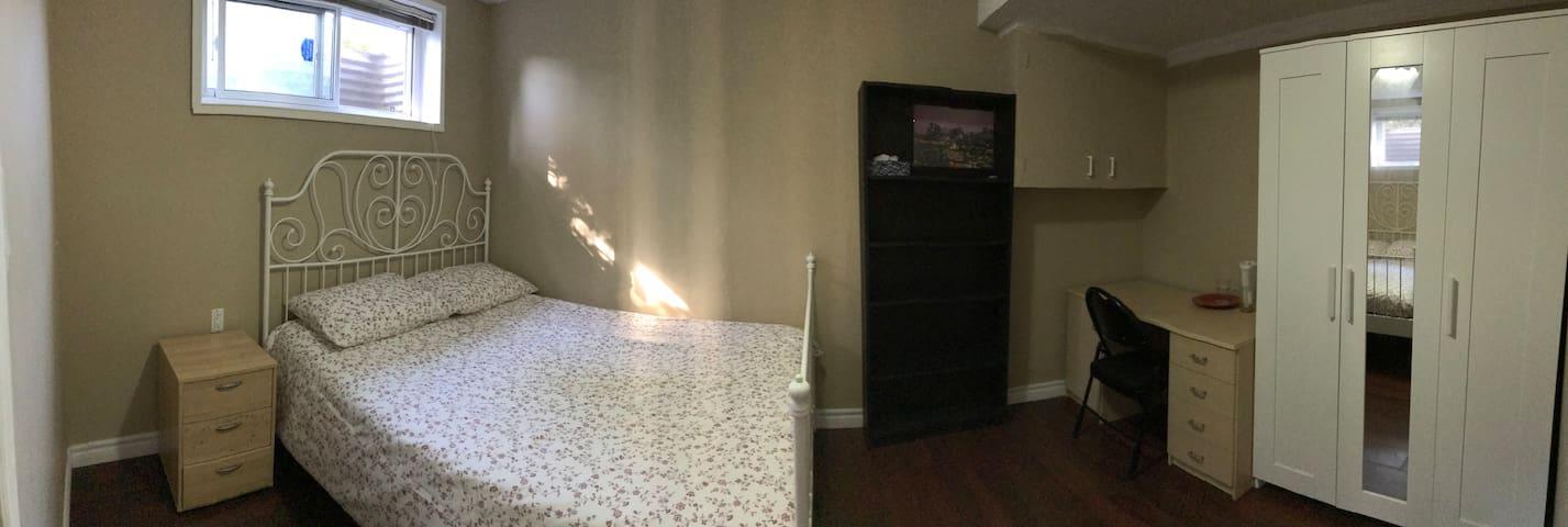 Sulgrave queen size room