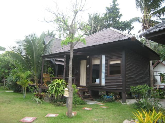Koh Phangan Beach Front Bungalow