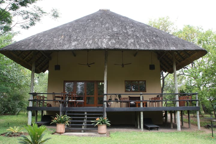 Fantastic holiday home next to the Kruger Park