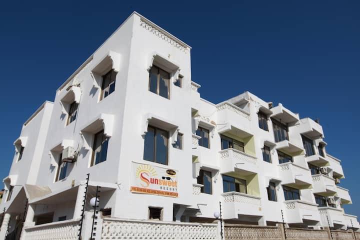 Cozy 1 Bedroom Apartment @ Sunsweet Resort Shanzu