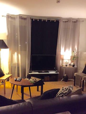 Appartement Cosy 10 min de Paris - Courbevoie - Apartment