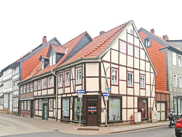 """Ferienwohnung """"Anton Ulrich"""" Wolfenbüttel"""