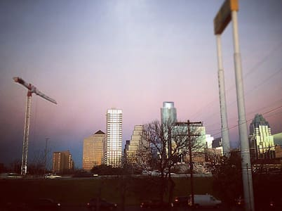 Skyline View HEART of Downtown ATX