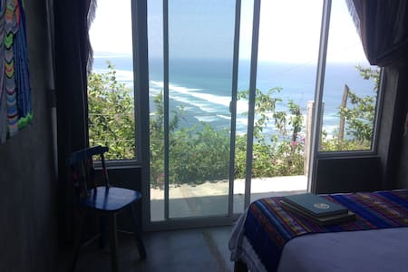 Cozy room with fantastic sea view - La Rinconada