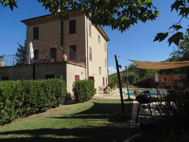 Villa Rosmarino - Montalto delle Marche - Apartamento