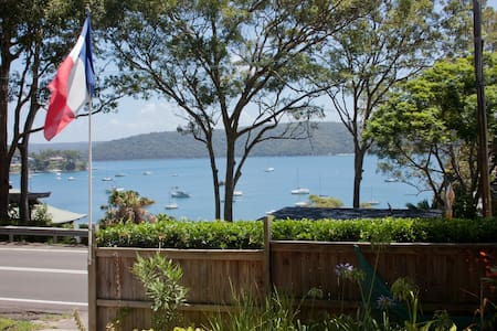 """Gwell Moor"" Pittwater views BnB - Palm Beach - Bed & Breakfast"