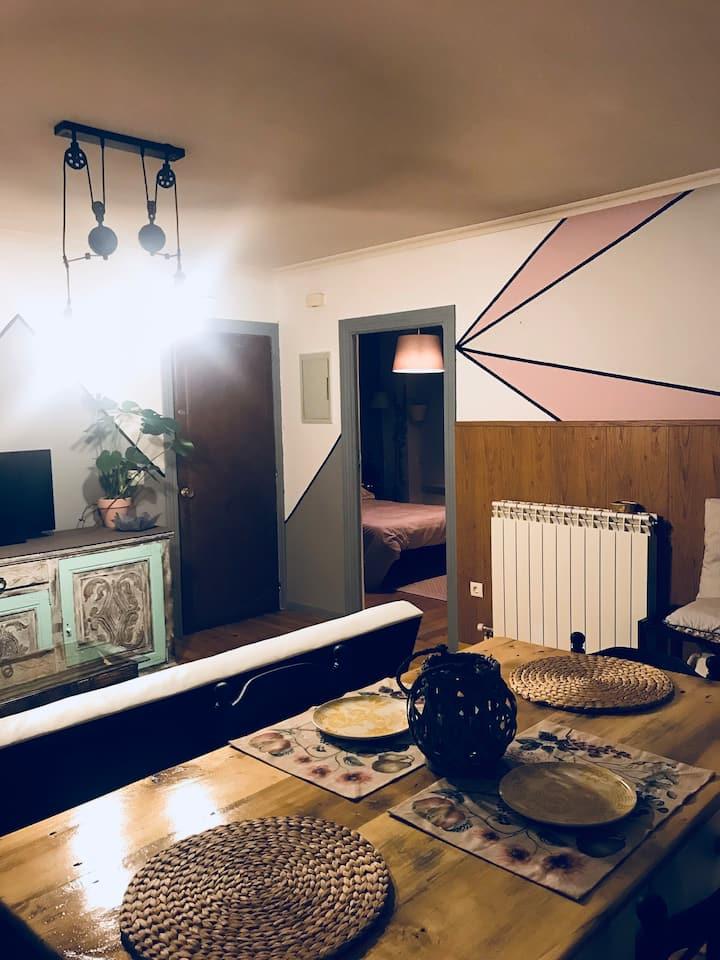 Apartamento acogedor y con encanto en Carrizo.