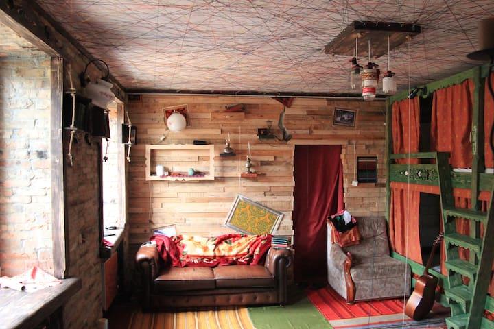 EcoArt Hostel - Chişinău - Casa