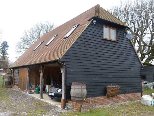 One bedroom barn, Ditchling, Sussex