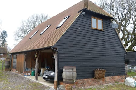 One bedroom barn, Ditchling, Sussex - Hassocks - Flat